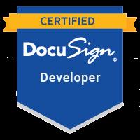 ValTeo Tech Staff are DocuSign Developer Certified