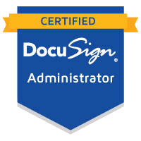 ValTeo Tech Staff are DocuSign Administrator & Salesforce Administrator Certified